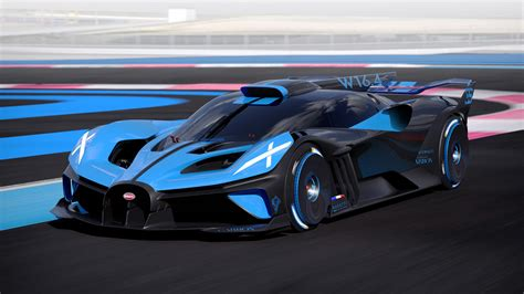 The car, at the moment a technological concept, would weigh 1,240 kilograms (2733.7 pounds) but offer 1,850 horsepower for propulsion. The Bugatti Bolide Is A 1,825 HP Hypercar Looking Over The 300mph Horizon - IMBOLDN