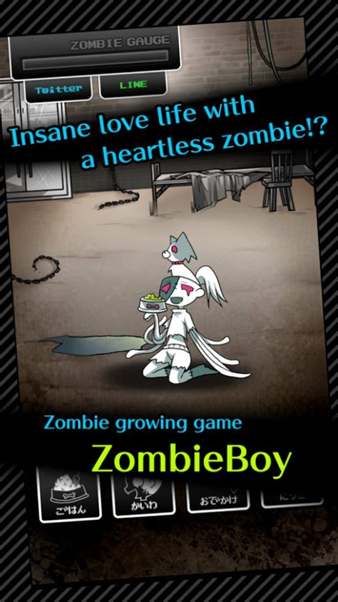 Zombieboy Zombie Growing Game Android Mp3 Download