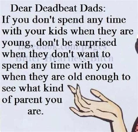 deadbeat dad quotes  pinterest   father