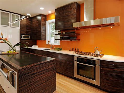 what color kitchen cabinets go with black appliances оранжевая кухня какие обои на стенах подойдут к гарнитуру 9910