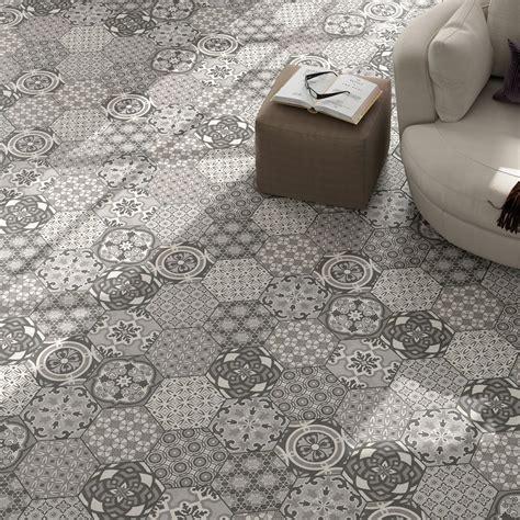 hexagon carpet tile cement tiles optic hexagon floor tiles alicante lz69447