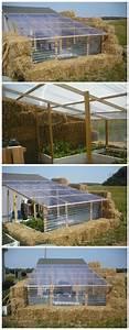 Tröpfchenbewässerung Selber Bauen : diy straw bale greenhouse greenhouse pinterest ~ Lizthompson.info Haus und Dekorationen