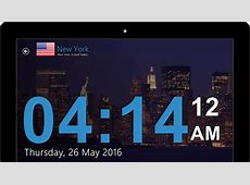 World Clock for Windows 8 10