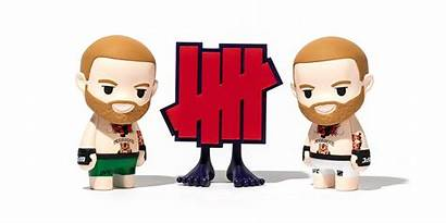 Mcgregor Conor Ufc Undefeated Figures Release