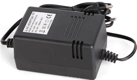24 VAC, 1.5 A Power Adapter - Dahua North America
