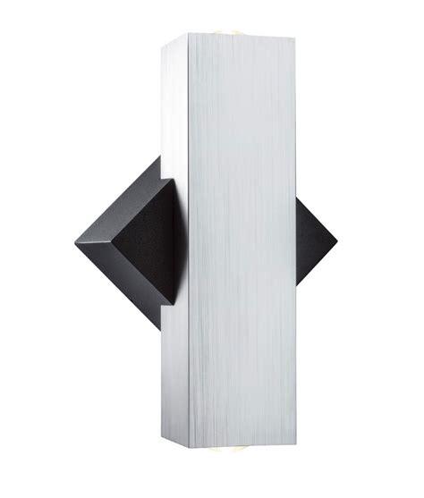 chunky angular and compact exterior wall wash light
