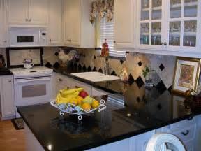 simple minimalist kitchen design with white cherry wood