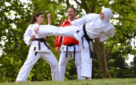 martial arts group aims knockout blow for peace