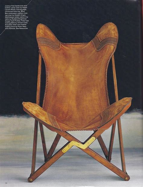ralph joshua tree c chair picture speaks for
