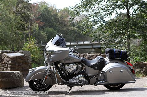 2016 Indian Chieftain First Ride Review Photos