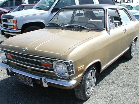 1968 Opel Kadett by What S It Worth 1968 Opel Kadett Classic German