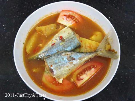 resep lempah kuning khas bangka   taste
