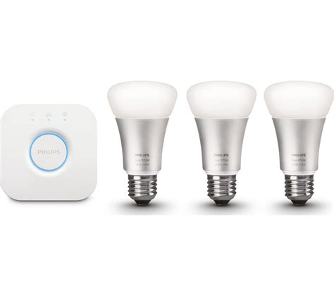 philips hue white and color ambiance starter kit eco