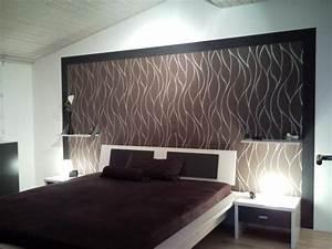 Gestaltungsideen Schlafzimmer Wände : w nde schlafzimmer ideen ~ Markanthonyermac.com Haus und Dekorationen