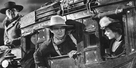 big screen revisiting stagecoach artseek arts