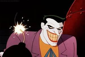 joker animated series gif 13   GIF Images Download
