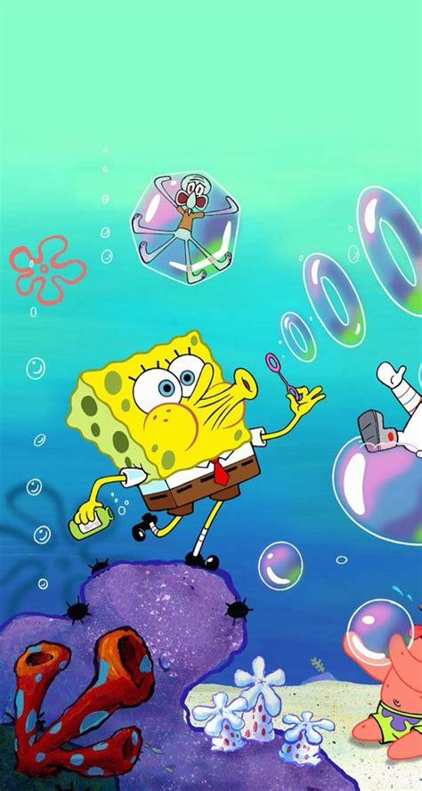 Animated Spongebob Wallpaper - best 25 spongebob iphone wallpaper ideas on