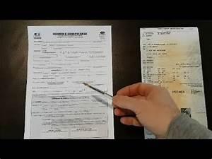 Cession Voiture : remplir un certificat de cession d 39 un v hicule youtube ~ Gottalentnigeria.com Avis de Voitures