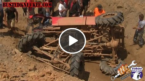 jeep mudding gone wrong mega truck backflip gone wrong busted knuckle films