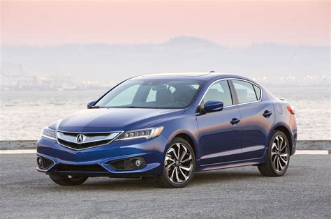 2016 Acura Ilx Reviews And Rating  Motor Trend