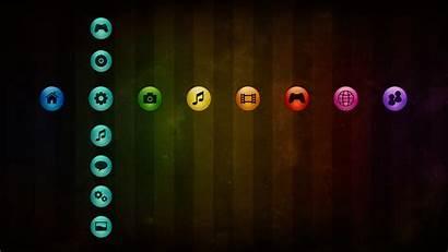 Ps3 Playstation Theme Themes Colors Pixelstalk