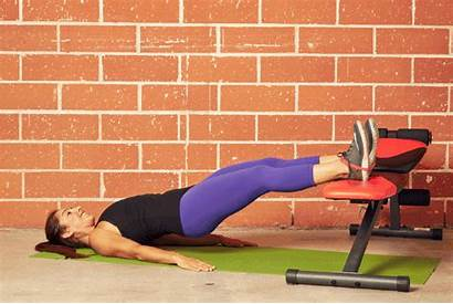 Glute Bridge March Effective Building Marching Muscle