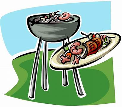 Cookout Clipart Clip Cook Bbq Church Summer