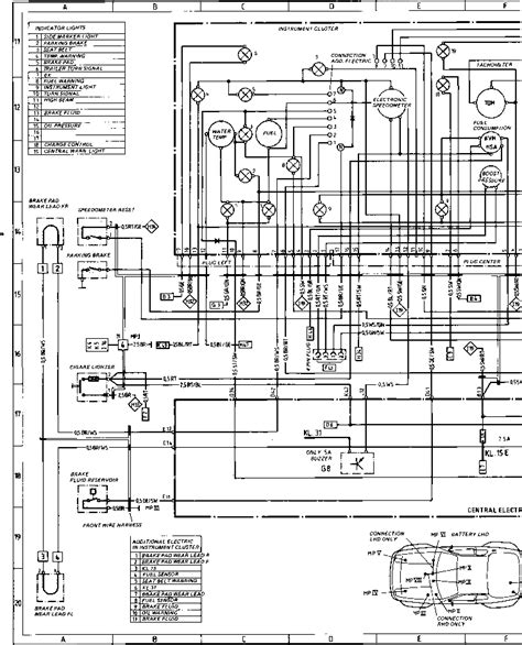 Porsche 964 Radio Wiring Diagram by Wiring Diagram Type 944944 Turbo Model 852 Page 4
