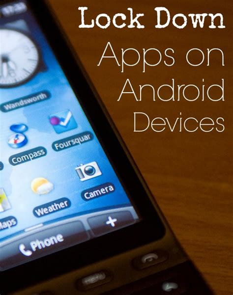 how to lock apps on android covenant for android now locks other apps