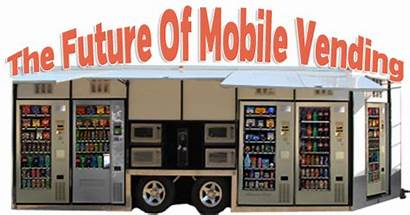 Vending Machine Business Businesses Machines Mobile Truck
