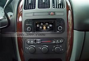 Chrysler Voyager 2001 Radio  U2013 Fahrzeug