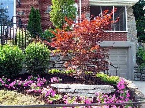 Landscape Makeover For A Hilly Front Yard