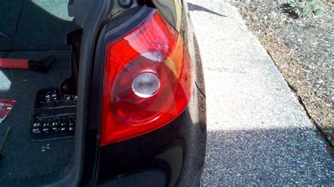 light switch cover how to replace a 2008 vw rabbit brake light