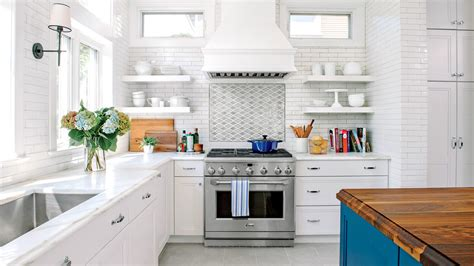 Before-and-after Kitchen Makeovers-southern Living