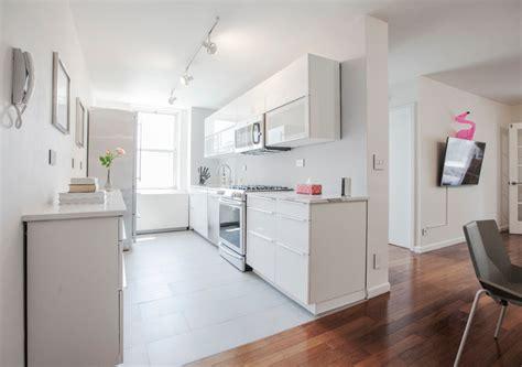 kitchen  ikea white glossy sektion cabinets  highend appliances