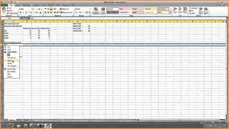 sales activity tracking spreadsheet excel