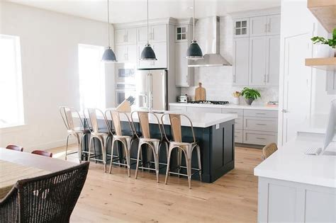 organic white caesarstone kitchens amazing kitchen features light gray cabinets painted 3771