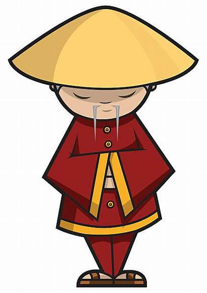 Chinese Wise Clipart Adult Istock Illustrations Title