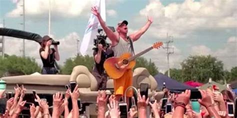 Watch Kenny Chesney's New 'get Along' Video