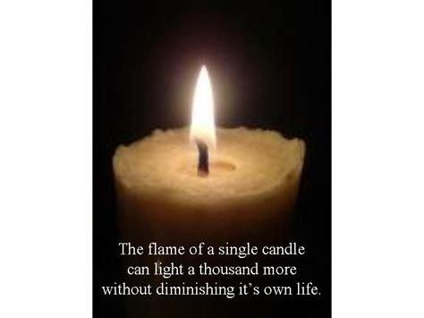candle friendship quotes quotesgram