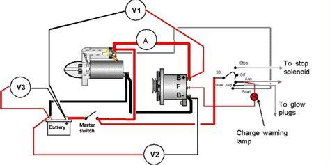ignition circuit  wire alternator google search