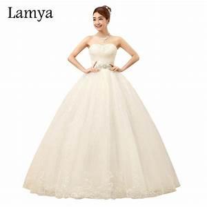 Lamya plus size princess crystal sashes wedding dresses for Wedding dress sashes with crystals