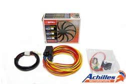 Spal Electric Fan Relay Wiring Harness Kit