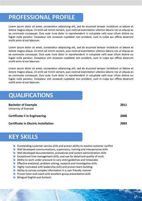 Cut And Paste Resume Format by We Can Help With Professional Resume Writing Resume