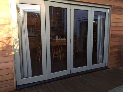 bi fold doors folding hardwood doors with effect cill medina
