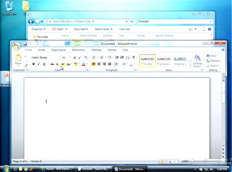 plus de bureau windows 7 windows 7 bureau vide bureau de windows et raccourcis