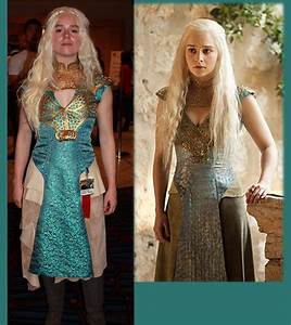 My New Daenerys Targaryen Costume in Qarth!
