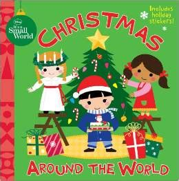 diverse books for no time for flash cards 834   small world christmas