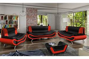 Ensemble De Canapé : ensemble de canap design 3 2 1 ori chloe design ~ Teatrodelosmanantiales.com Idées de Décoration