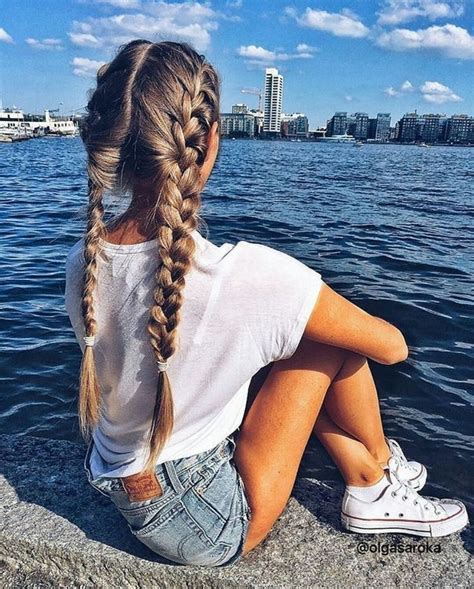 Best 25  French braids ideas on Pinterest   French braid